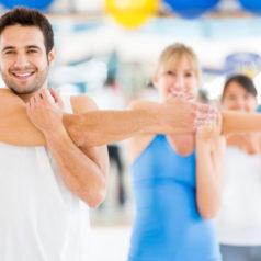 Ćwiczenia grupowe z fizjoterapeutą